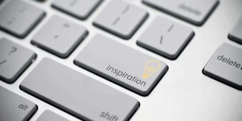 inspiration keyboard